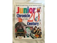 Junior Chronicle of the 20th Century - Hardback