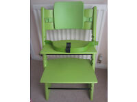 STOKKE Tripp Trapp high chair - lime green