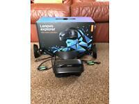 Lenovo Explorer VR Headset & Controllers