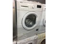 nice white beko washing machine it's 6kg 1400 spin in excellent condition in full working order