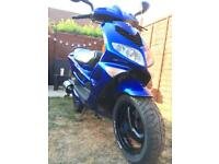 Original genuine 3500 miles speedfight2 100cc