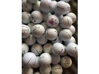 50 TAYLORMADE GOLF BALLS