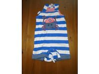 Baby dungarees 3-6 months