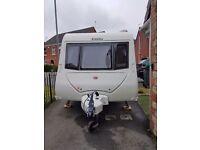 Elddis avante 540 2010 caravan for sale fixed bed 4 berth