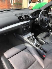 BMW 120 Msport coupe 60 plate