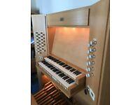Makin Digital Organ