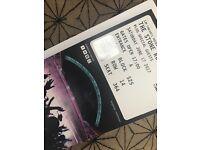 2x Stone Roses Wembley stadium seating tickets