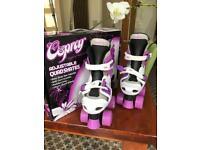 Girl's Osprey Roller Skates
