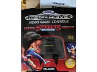 Sega mega drive Streets of rage edition