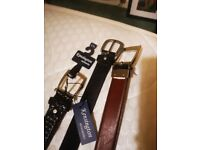 Various- New Men's Belts
