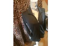 Adidas zip up jacket size 14-18