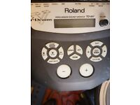 Roland TD6V Drum kit