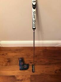 Putter - Yes C-Groove Tracey II - £50