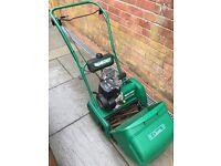 Classic Qualcast 35S Petrol Lawn Mower