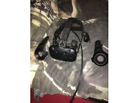 HTC Vive | Good Condition (Includes add-ons)