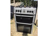 Beko Double Oven freestanding Cooker