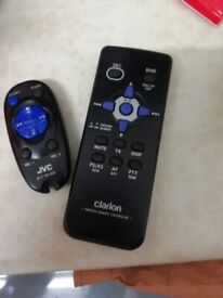 Clarion radio cd Bluetooth, Brand new in box with cables and