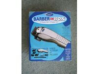 Home Hair Cutting Kit for Men - Barber in a box