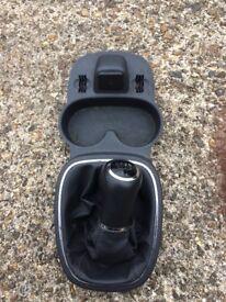 Corsa d 2009 leather gear stick vgc 07594145438
