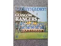 Rangers Vinyl LP
