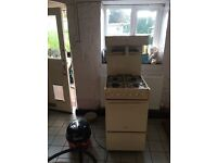Free to collect free standing oven gas electric dual fuel