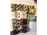 Selling a bundle of boys shoes, please ask for sizes and prices