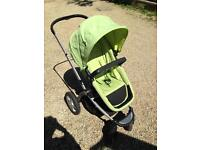 Mothercare My4 pushchair/Pram (Travel System with accessories)
