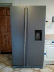 American style fridge freezer with cold water dispenser samsung