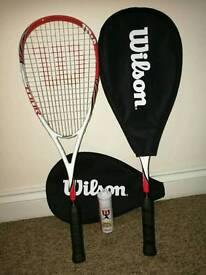 Wilson squash