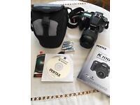Pentax Camera K100
