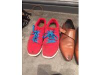 Men's shoes and trainers size 8