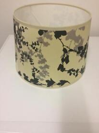 Laura Ashley Hawthorn Lampshades x 2