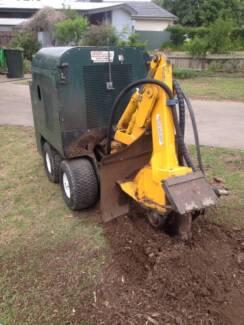 Tree Stump Removal Business - Grinder PRICE DROP