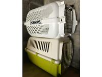 Two Cat carriers for sale