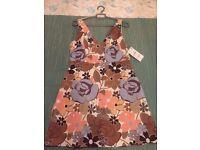 Brand new with tags Zara dress size L