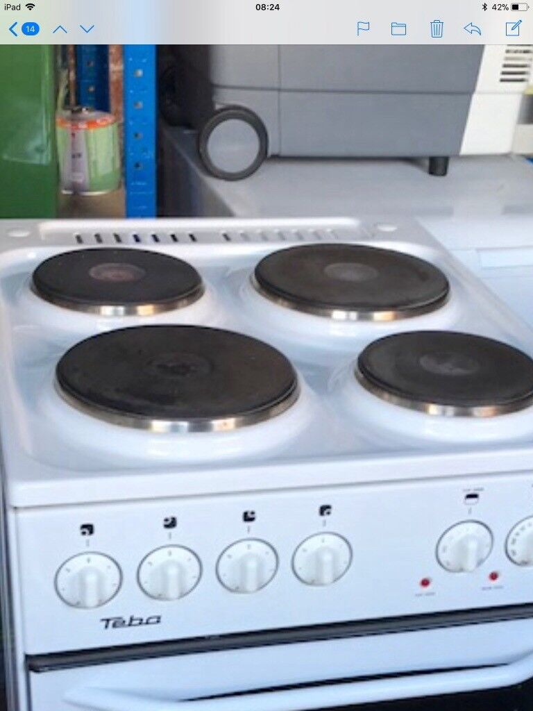 Teba Electric Solid Plate Oven And Grill In Honiton Devon Gumtree Collection Ovens Single Lamona Conventional