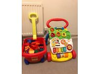 Toodler Pull and Push Toys