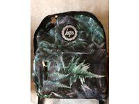 Hype Backpack (Fern Leaf)