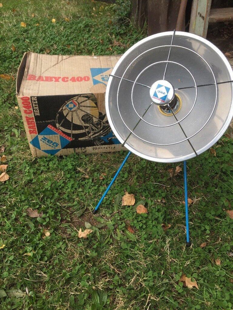 Camping Gaz Baby C400 Cartridge Heater