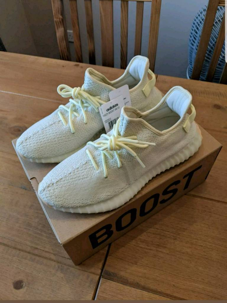 low priced d8c03 ea9fc Yeezy 350 v2 butter colourway | in Hamilton, South Lanarkshire | Gumtree