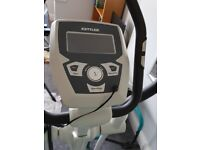 Kettler 7 year old white and black exercise bike. Great condition.