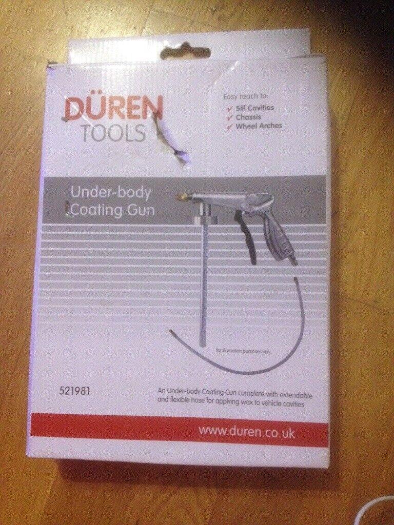 Duren underseal spray gun