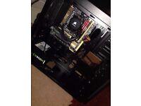 FAST Gaming Desktop PC - AMD X4 860K @ 4.3GHz OC WaterCooled 12GB RAM + 120GB SSD + 500GB + GTX 770