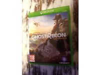 Xbox One Game - Tom Clancy's Ghost Recon Wildlands