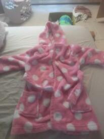 Dressing gown, 12-18 months