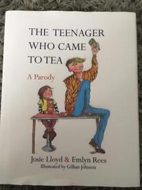 A Parody- the teenager who came to tea
