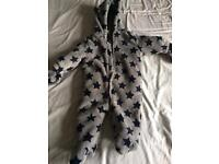 Lovely next snow suit 9-12 months