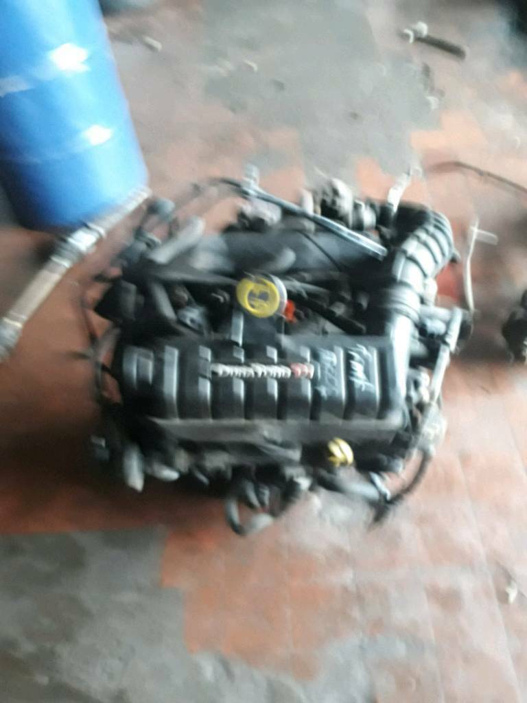 Ford transit 2.0 engine