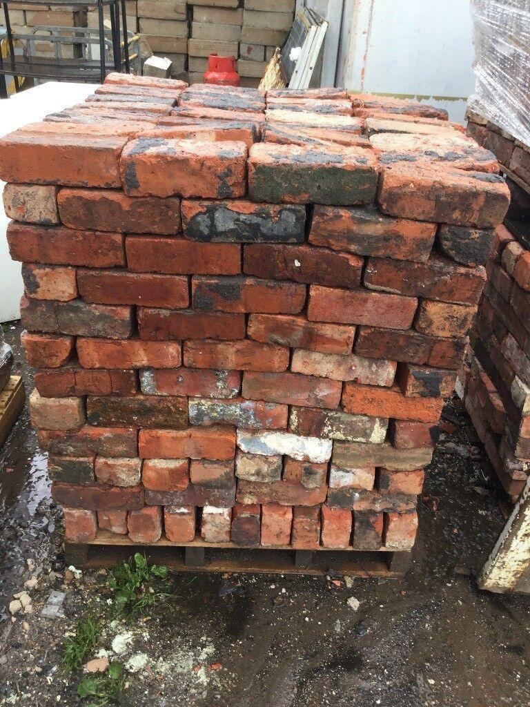 Bricks Cheshire large quantity