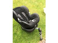 Maxi cosi easy fix seat base isofix and car seat